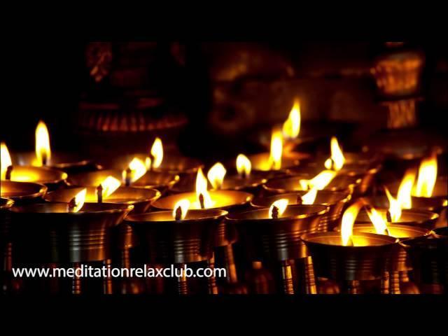 1 Hour Yoga Music: Tibetan Shamanic Chakra Music Deep Meditation Music, Healing Music