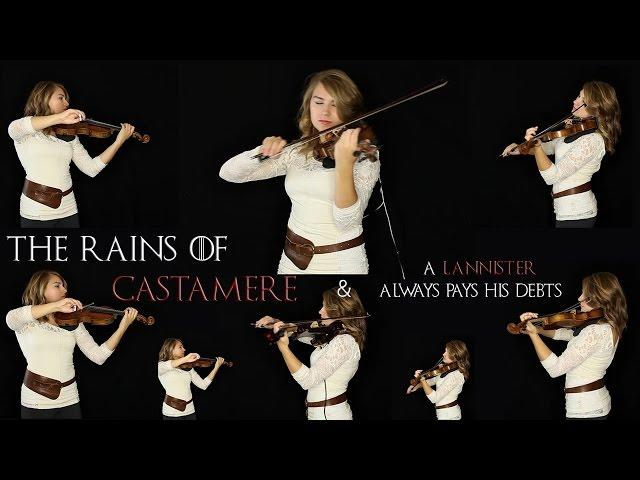 The Rains of Castamere - A Lannister Always Pays His Debts (Violins) - Taylor Davis