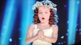 Amira Met Ave Maria - Holland Got Talent
