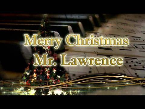 Carlo Balzaretti - Merry Christmas Mr. Lawrence ( Ryūichi Sakamoto 坂本 龍  )