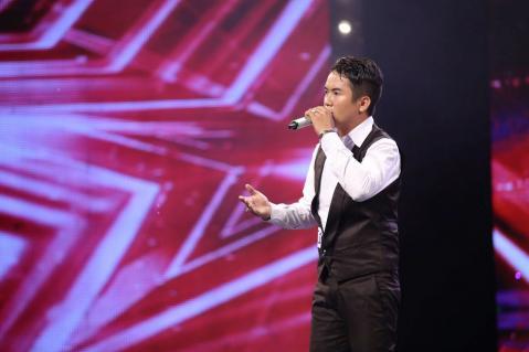 Vietnam's Got Talent 2016 - TẬP 6 - Hát giả giọng - Huỳnh Văn Toàn