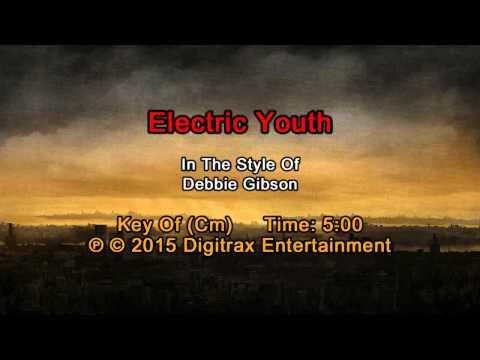 Debbie Gibson - Electric Youth (Backing Track)