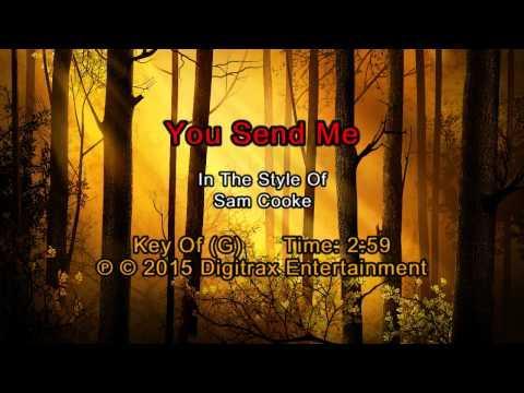 Sam Cooke - You Send Me (Backing Track)