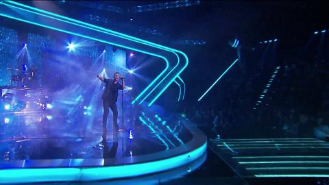 Scott Newnham Sings Cry Me A River | The Voice Australia 2015