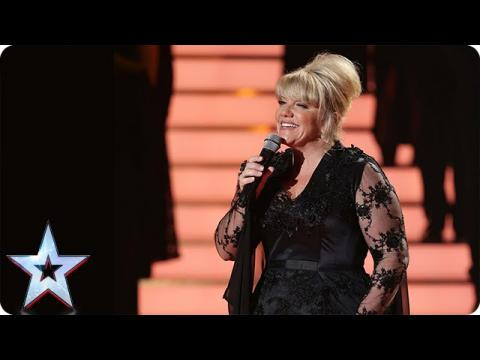 Singer Alison Jiear has a dream | Semi-Final 2 | Britain's Got Talent 2015