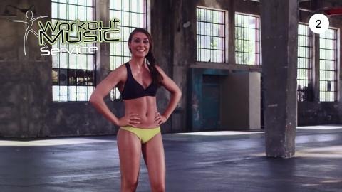 Workout Tutorial 02 - Quick Fitness Fullbody Home Workout Own Bodyweight