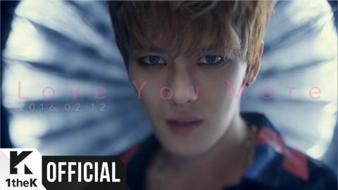 [Teaser] KIM JAE JOONG(김재중) _ Love You More