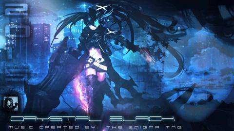 Industrial Metal - Crystal Black