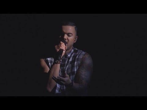 Guy Sebastian - Black & Blue - The X Factor Australia 2015