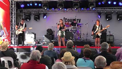 The Bostocks | The Great Unknown | Broadbeach Country Music Festival 2015 - 7/