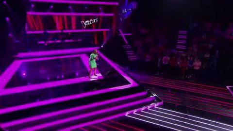 Cath Adams Sings Work It Out | The Voice Australia 2015