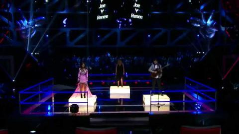 Sarah vs Joe vs Renee Super Battle | The Voice Australia 2015