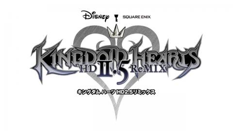 The Escapade - Kingdom Hearts HD 2.5 ReMIX Music Extended