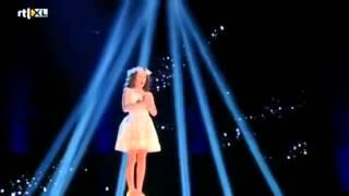 Amira Willighagen(9) Ave Maria, Holland's Got Talent