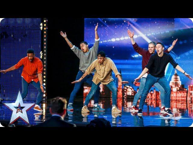 Sneaky peek: prepare to be AMAZED by Boyband! | Britain's Got Talent 2015