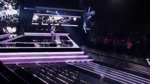 Nicolas Duquemin Sings XO | The Voice Australia 2015