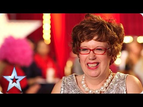 More Lorraine! What's our golden buzzer winner been up to now?   Britain's Got Talent 2015