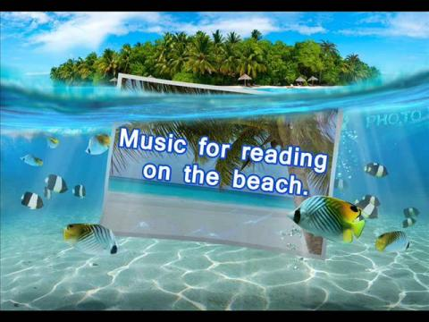 Music for Reading on the Beach