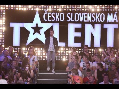 ČESKO SLOVENSKO MÁ TALENT (2.9.2015 o 20:30 na JOJke)