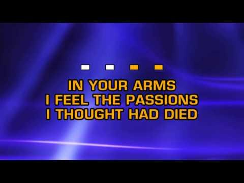 Randy Travis - On The Other Hand (Karaoke)