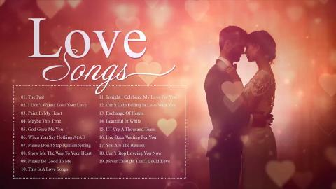 Greatest Old Beautiful Love Songs 70s 80s 90s - Best Love