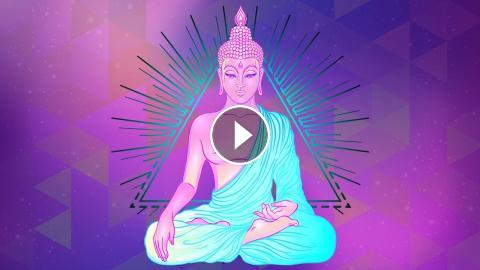 Om Mani Padme Hum | Buddhist Mantra Meditation for Love