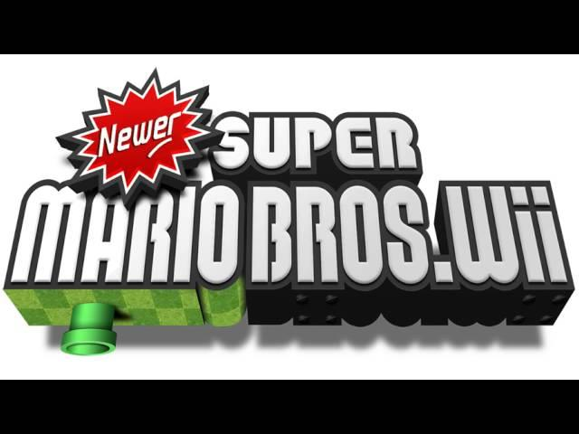 Tower - Newer Super Mario Bros  Wii Music Extended