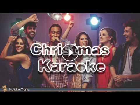 Buon Natale Karaoke.Christmas Karaoke Best Christmas Songs With Lyrics Christmas