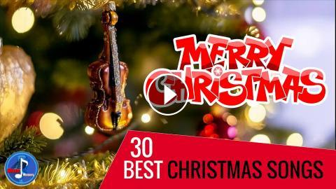 merry christmas 2018 top christmas songs of all time best songs of christmas - Youtube Best Christmas Songs