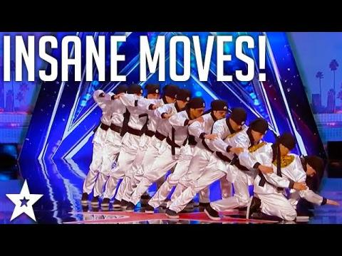 Dance Group Just Jerk Recall Their Unreal Experience on AGT