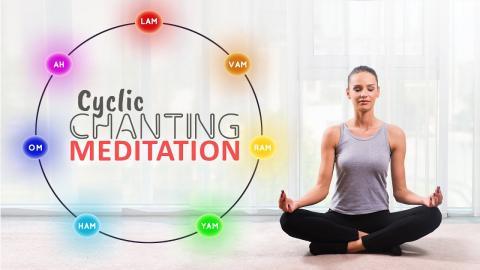 Solar Plexus Chakra Healing Meditation ❯ Seed Mantra RAM Chants