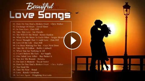 Most Beautiful Love Songs Of The 80's 90's Collection - Best