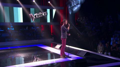 Stewart Winchester Sings Lay Me Down | The Voice Australia 2015