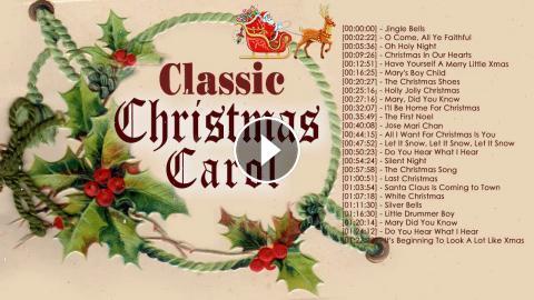best christmas songs 2018 medley nonstop classic country christmas songs and carol - Classic Christmas Songs