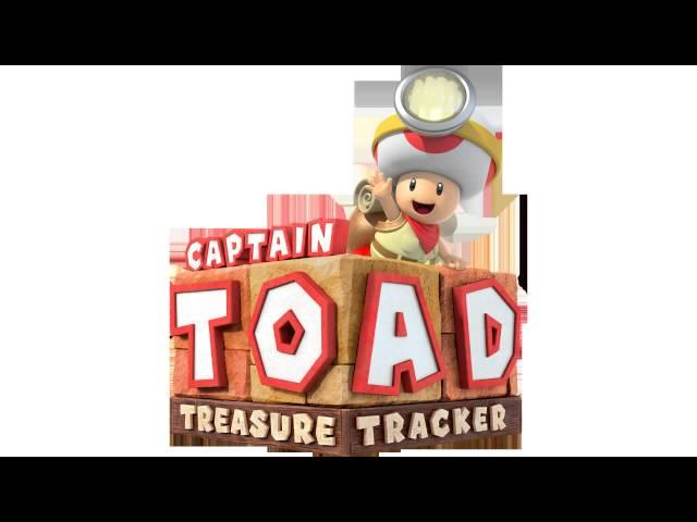 Snowy Plains - Captain Toad: Treasure Tracker Music Extended