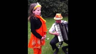 Amira Willighagen, Holland Got Talent,  Opera Liedje