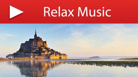 1 Hour Yoga Music, Tranquil Music & Free Ambient Music