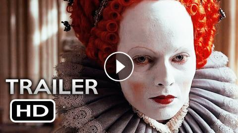 Mary Queen Of Scots Official Trailer 3 2018 Margot Robbie Saoirse