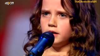 Niña Sorprende Cantando Opera - Holland's Got Talent 2013   Amira Willighagen