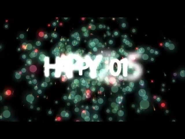 Happy New Year Wishes with Music from Meditation Relax Club
