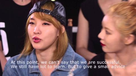 4MINUTE - 4MINUTE X NEW ERA Documentary
