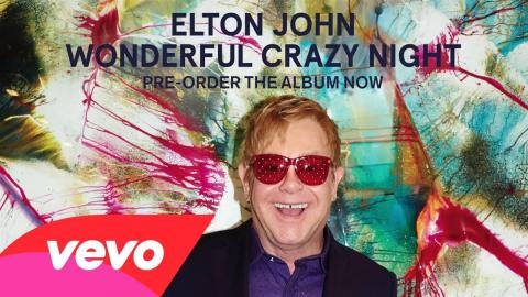 Elton John - Looking Up (Audio)