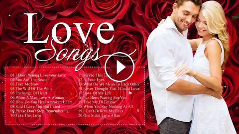 Most Romantic Love Songs Ever - Greatest Love Songs - Best