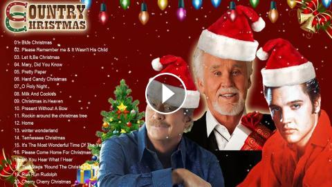 Greatest Country Christmas Songs Of All Time - Best Country Christmas Music Playlist 2020