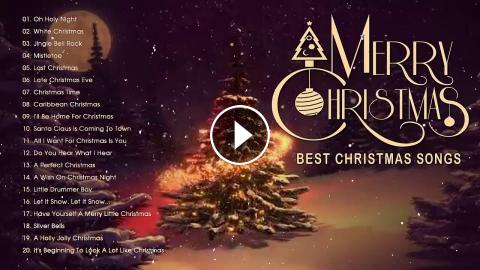 Christmas Music Youtube Playlist.Mellow Gold Soft Christmas Songs Of All Time Top 100