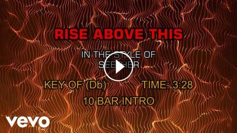 Seether - Rise Above This (Karaoke)