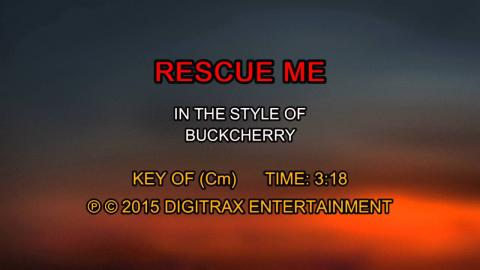 buckcherry rescue me download