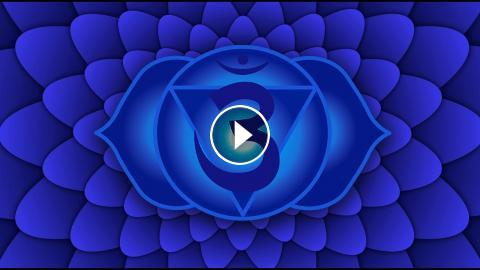 EXPAND YOUR SPIRITUAL SIGHT | Third Eye Chakra Healing Meditation