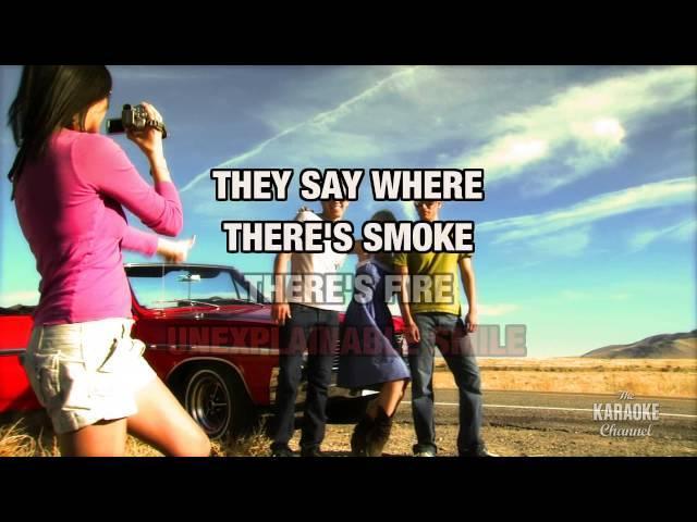Clay Walker - Rumor Has It (Karaoke)