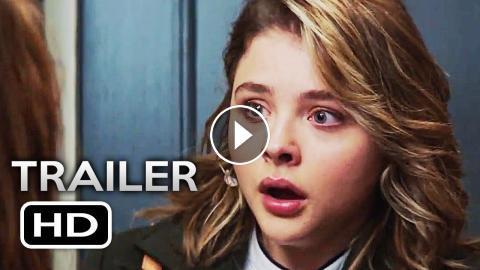 GRETA Official Trailer (2019) Chloë Grace Moretz Thriller